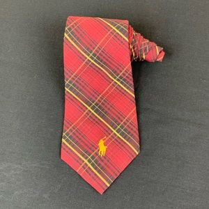 Polo by Ralph Lauren 100% cotton Tie